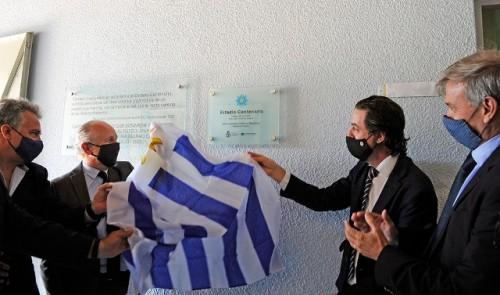 Comisión de Patrimonio declaró al estadio Centenario como Monumento Histórico Nacional