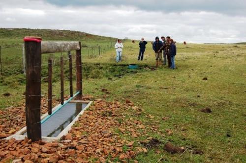 Beneficio fiscal para inversiones en agua para productores que tributan IMEBA
