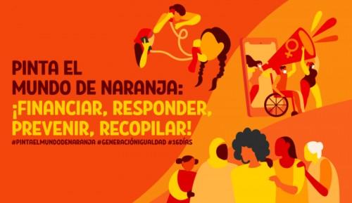 En la mira: 16 Días de activismo contra la violencia de género