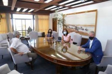 Positivo intercambio entre Antía y la Unión Médica de Maldonado