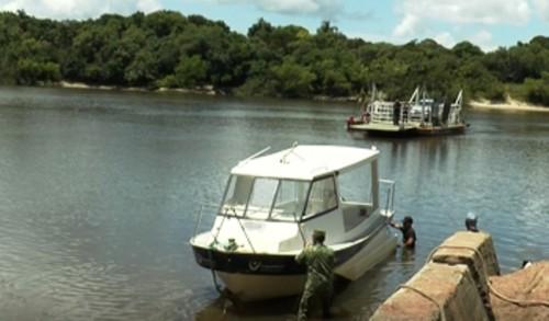 Gobierno entregó embarcación a Intendencia de Treinta y Tres para fortalecer turismo en La Charqueada