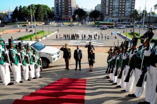 Lacalle Pou anunció medidas sociales, laborales y económicas para el segundo año de Gobierno