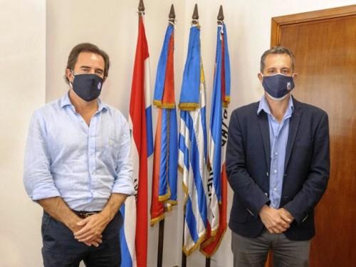 Visita del Ministro Germán Cardoso a Lavalleja, busca potenciar al departamento como destino turístico