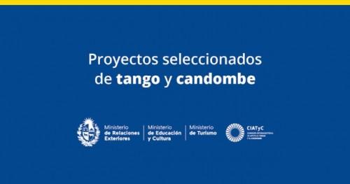 CIATYC eligió las propuestas ganadoras de tango y candombe