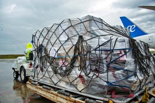 Uruguay recibió donación de equipamiento médico de Arabia Saudita para el combate a la COVID-19