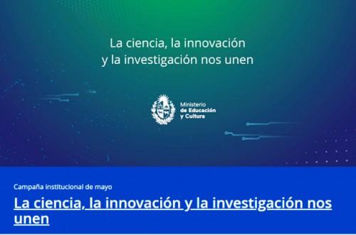 La ciencia, la innovación y la investigación nos unen