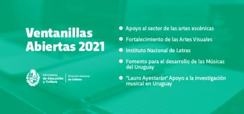 Ventanillas abiertas 2021