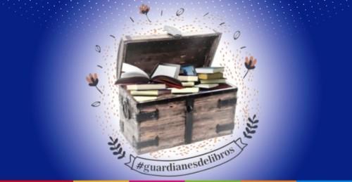 Convocatoria abierta para Guardianes de libros
