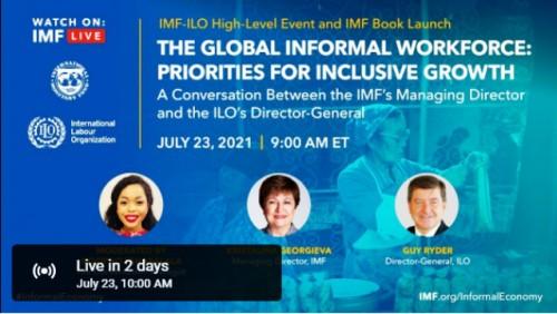 La fuerza laboral informal mundial: prioridades para el crecimiento inclusivo