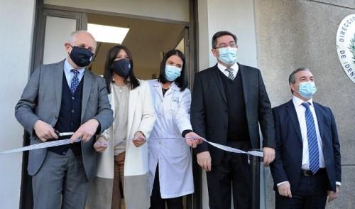 Centro Hospitalario Pereira Rossell cuenta con nueva oficina del Registro de Estado Civil