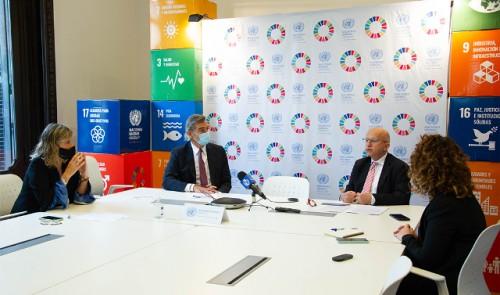 Pacto global empresarial reúne a sectores público y privado para cumplir con objetivos de ONU