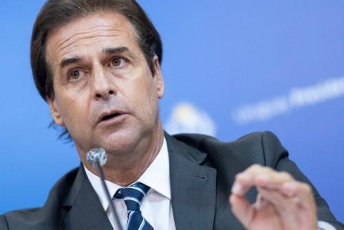Lacalle Pou abogó por avanzar en relaciones de cooperación con China