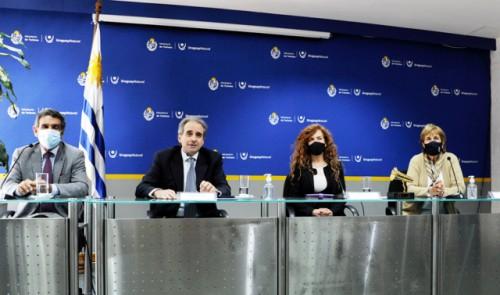Uruguay habilitó protocolo sanitario para cruceristas